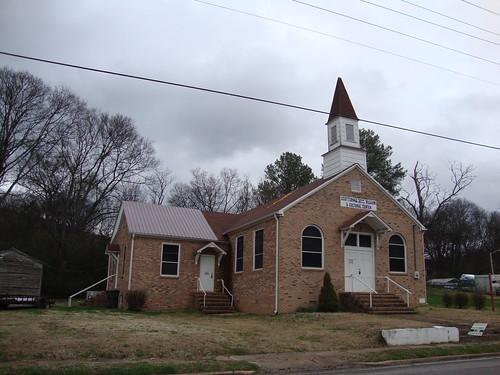 Scottsboro Boys Museum, Scottsboro AL