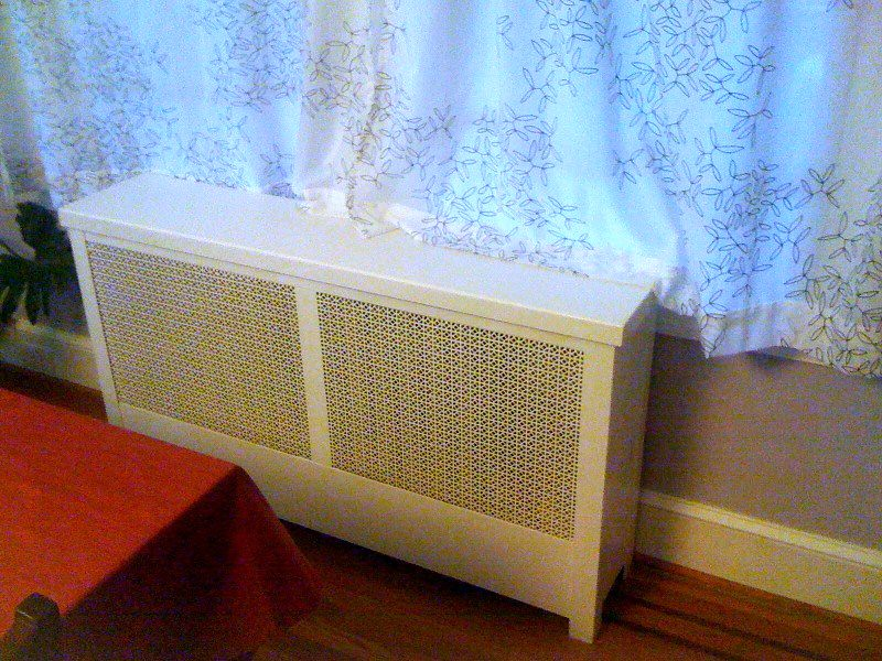 $100 radiator cover