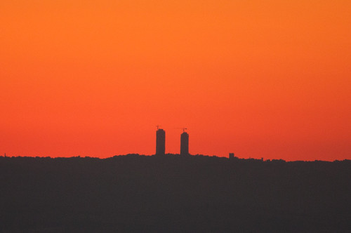 Twin Towers of Amman