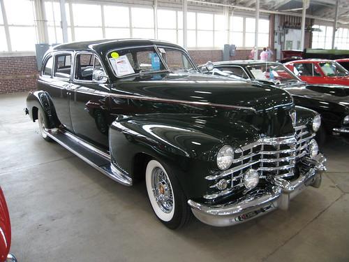 47 Cadillac limo