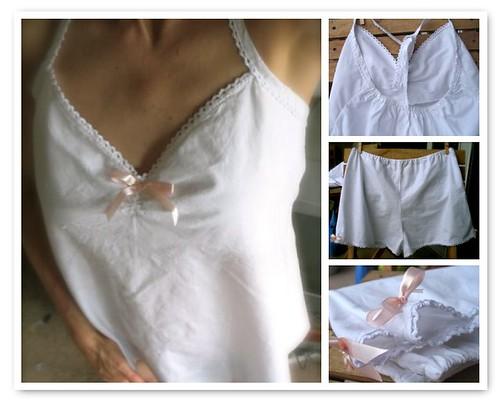 handmade craft cotton camisole halterneck knicker sfrench may2020 fdsflickrtoyssewing