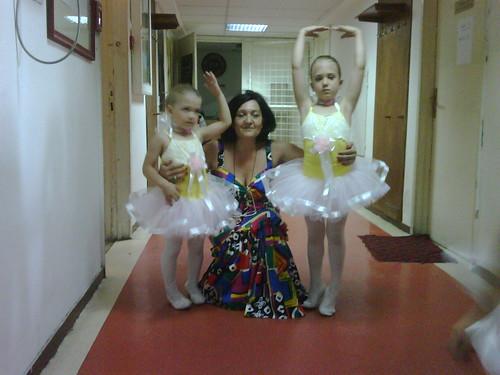 Oana Niculescu-Mizil, Pleasure of dance4