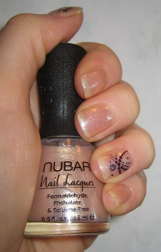 Nubar radiant rose flash