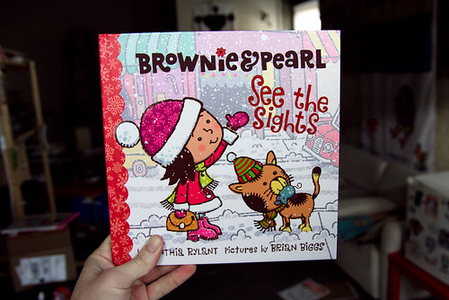 Brownie & Pearl: See the Sights cover