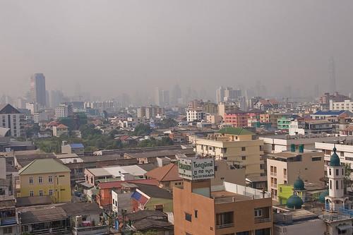 Haze, Mist, Pollution?