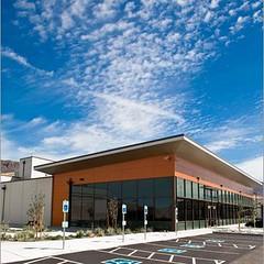 Sabey's Intergate.Columbia data center in North Central Washington.