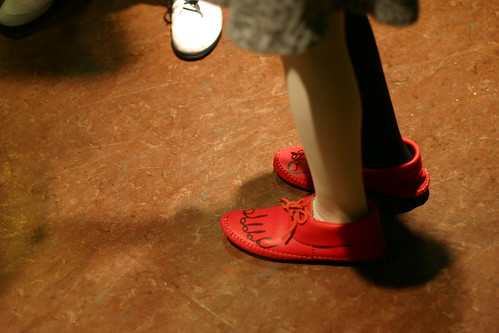 Tavi's Shoes
