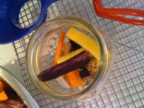 Carrots, Dill, & Garlic