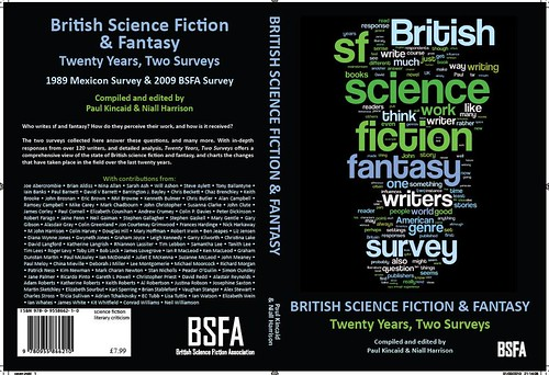 BSFA survey cover