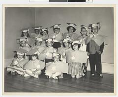 St Paul Talmud Torah Nursery School graduation
