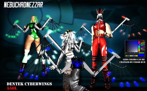 NDN - DenTek Cyberwings