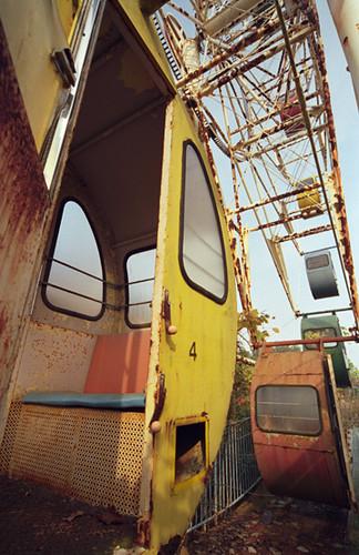 Abandoned Amusement Park 9