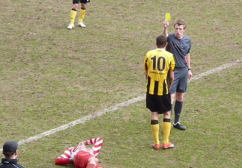 Gelb gegen die 10