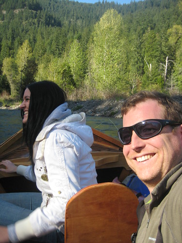 Me and Steph, Middle Fork Willamette