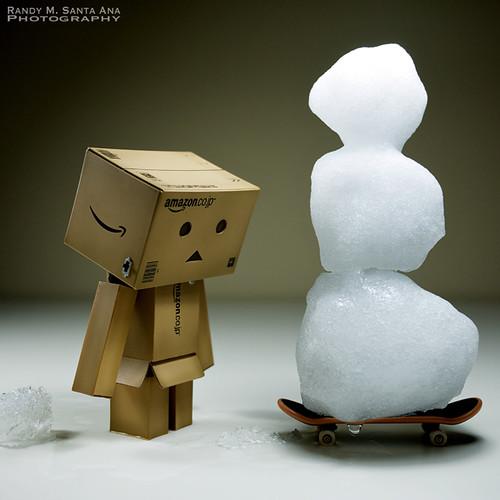 024/365:  My Snowman Is Leaking.
