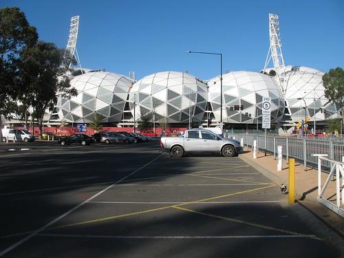Melbourne Rectangular Stadium - 01/05/2010