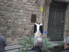 Arias de óperas nas calçadas de BArcelona