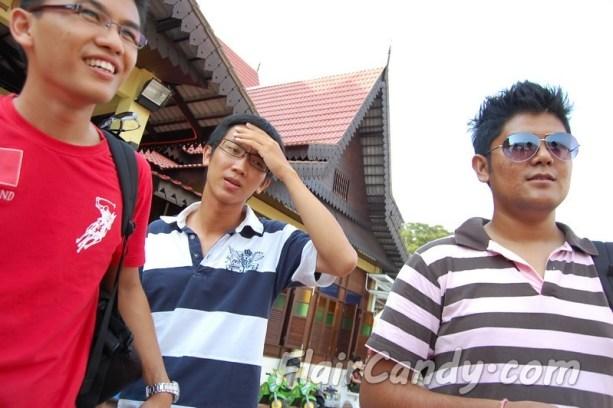 Melaka - Menara Taming Sari (28)