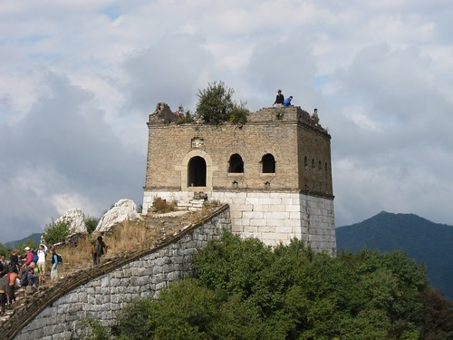 Tower along the Great Wall - Jason George