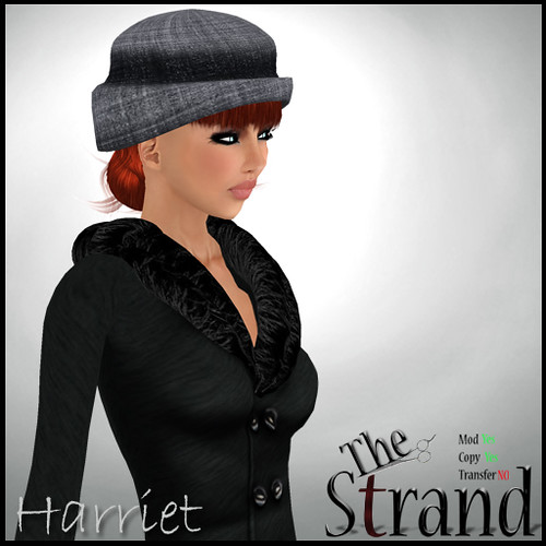 The Strand - Harriet ad