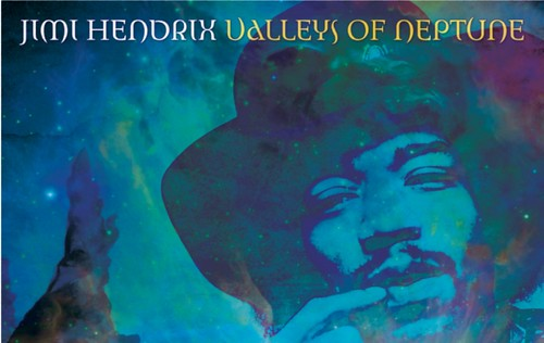 Jimi Hendrix - Valleys Of Nature (CD)