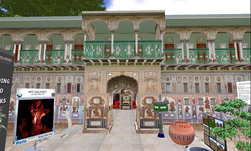 Shekhawati: The Art Gallery