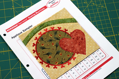 Applique-Sample
