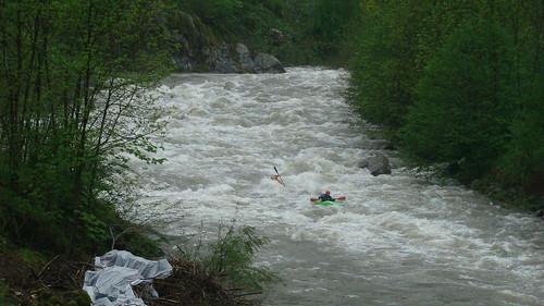 High water fun on the Mastellone