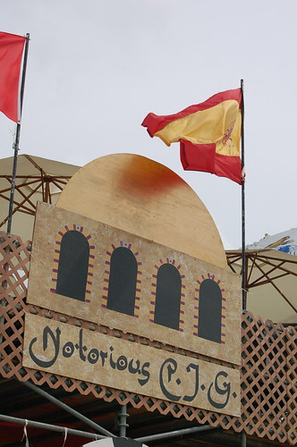 Notorious P.I.G.'s Tent, Tom Lee Park, Memphis, Tenn.