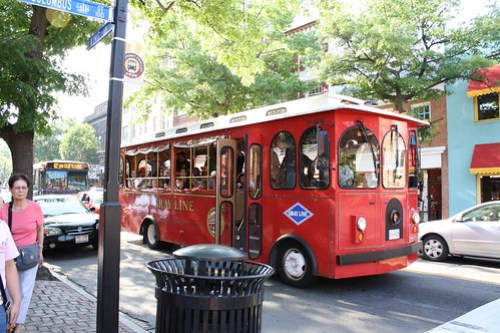 Alexandria - King Trolley