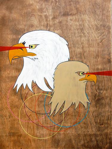 'Eagles with F*cking Laser Eyes (Self Titled)'