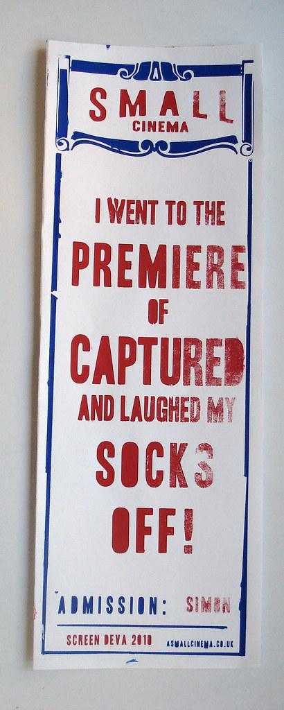 Memory Poster - socks