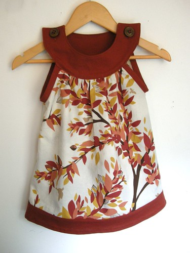 Branches Dress
