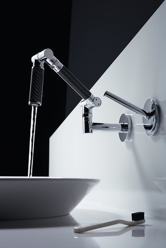 Karbon® wall-mount faucet