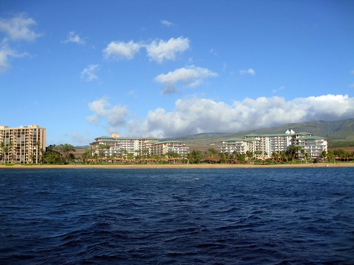 resorts on ka'anapali