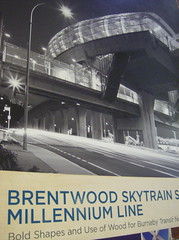 BRENTWOOD SKYTRAIN PANEL
