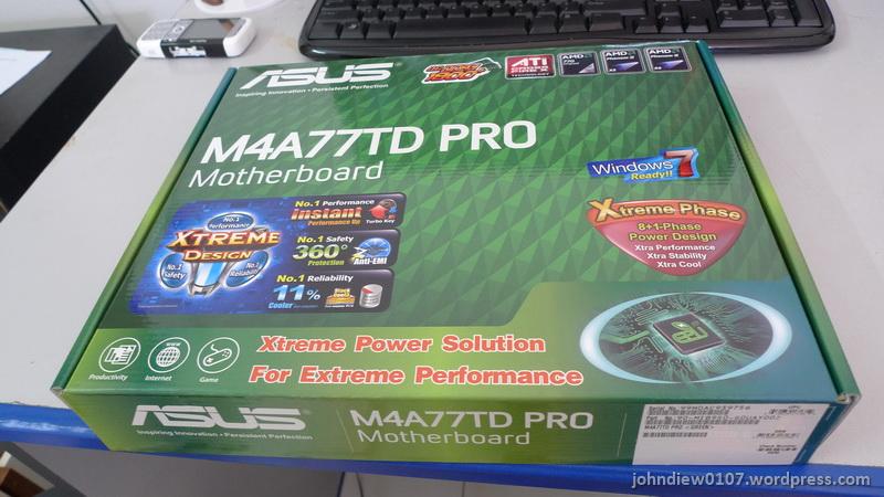 M4A77TD-PRO - 01