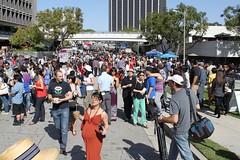 The Crowds at LA Street Food Fest