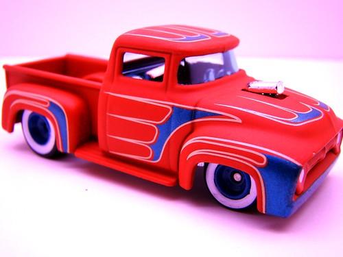 hws waynes garage custom '56 Ford Truck (5)