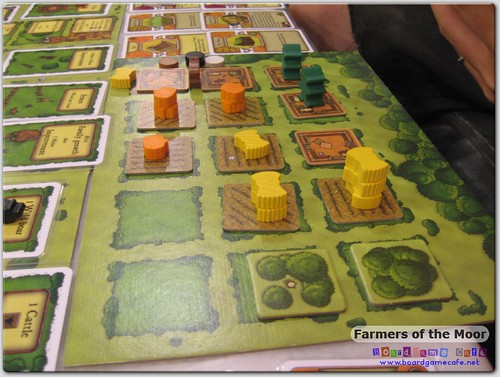 BGC Meetup - Agricola Farmers of the Moor
