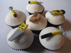 Home Renovation Cupcakes
