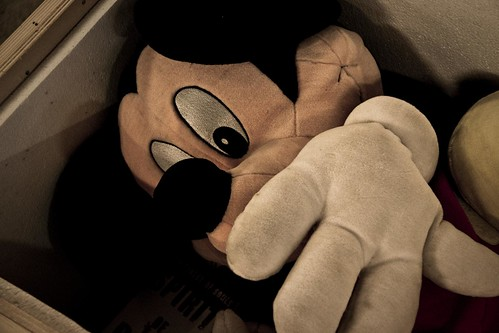 The Secret Death of Mickey M.