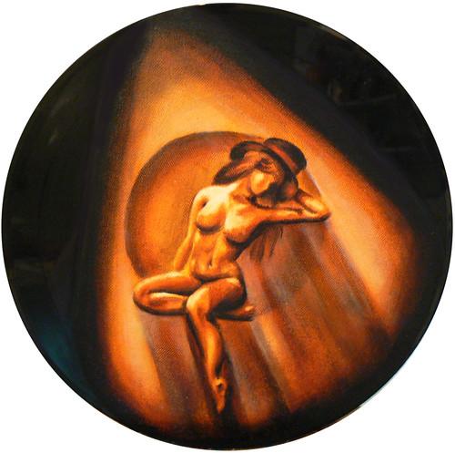 Rhapsody - a new nude by Jennie Rosenbaum