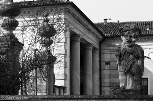 Villa Valmarana ai Nani, Vicenza, Italy, Italia, villa, architecture, dwarves