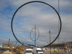 Temenos construction, Middlesbrough