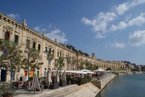 Malta cruise terminal
