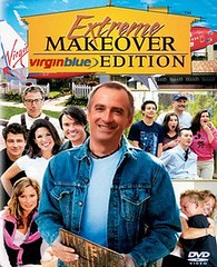 Virgin Blue Makeover