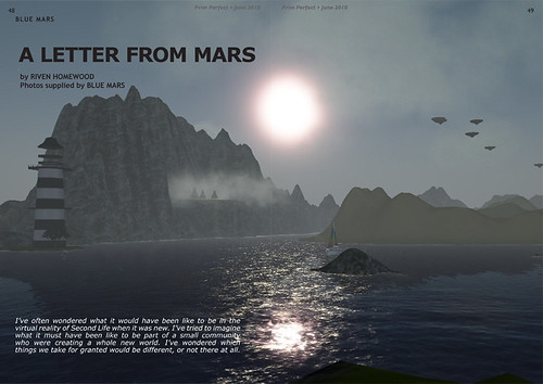 Primperfect Issue 26: Blue Mars