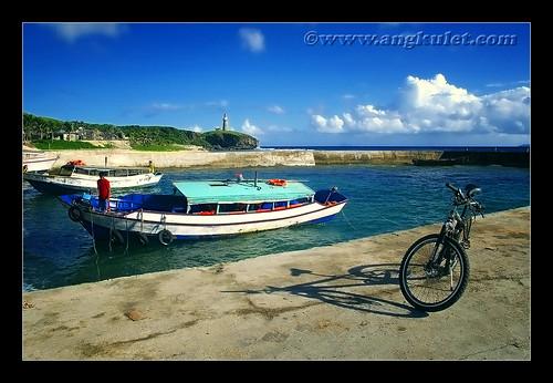 San Vicente Port, Sabtang Island, Batanes