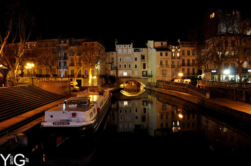 Pont des Marchands Narbonne by YannGar Photography (Roma session)